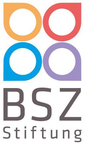 Logo «BSZ Stiftung»