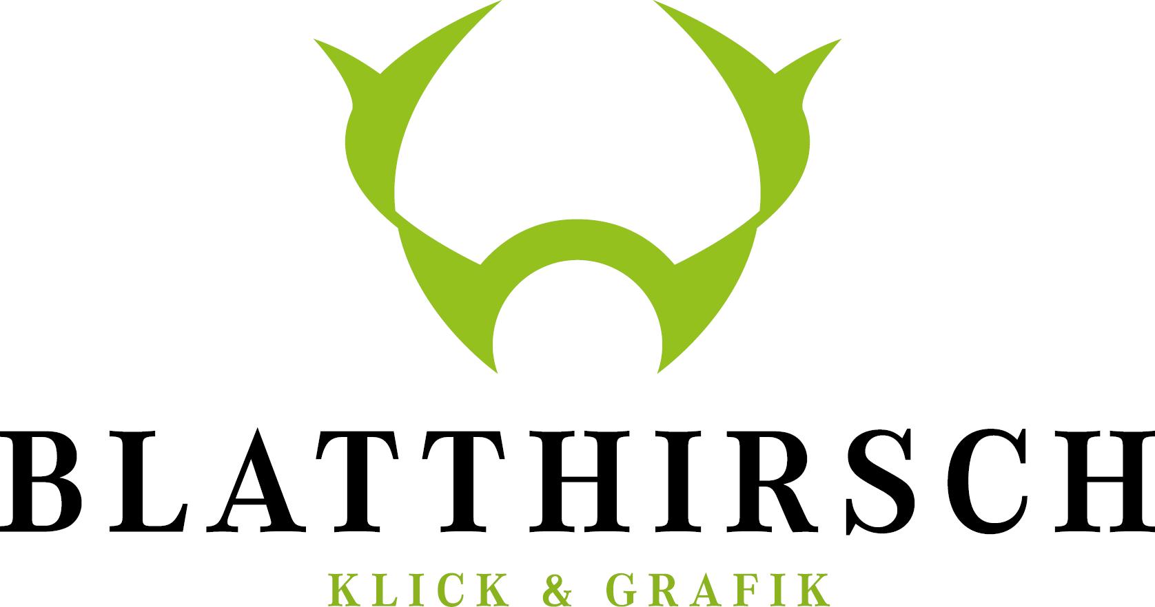 Logo «Blatthirsch»